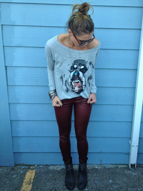studded do sweatshirt