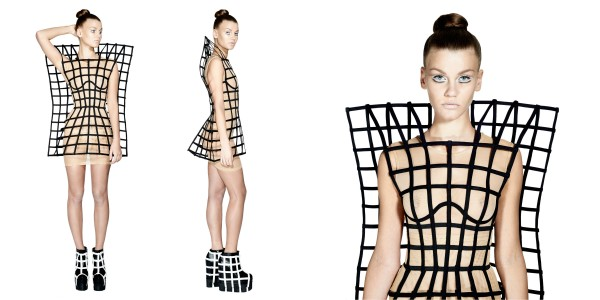 Caged Fashion Mystylelixir