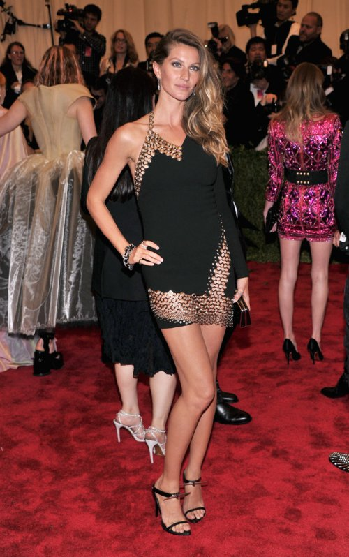 gisele at met gala 2013